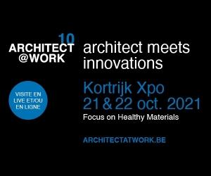 Architect@Work octobre 2021