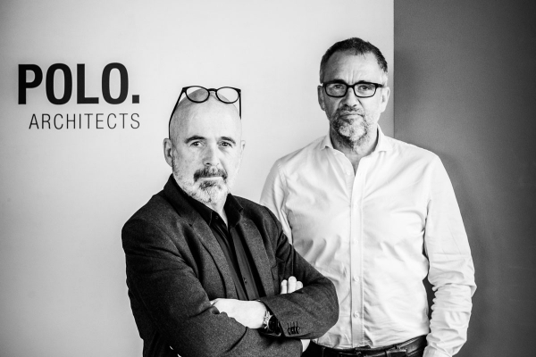 Mauro Poponcini & Patrick Lootens – POLO Architects