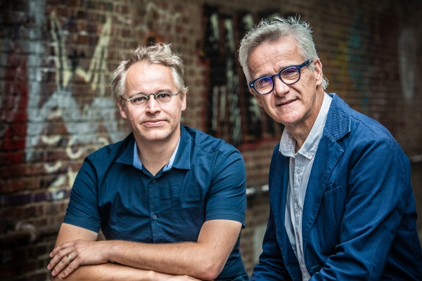 Alexis Versele et Bruno Deraedt – BAST architects & engineers