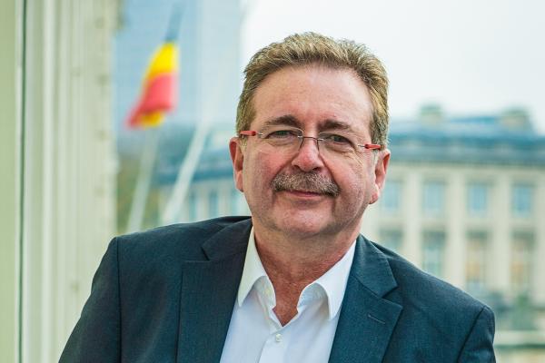 Minister-president Rudi Vervoort, Brussels Hoofdstedelijk Gewest