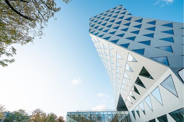 Maison de la province d'Anvers: un poste d'observation pour la province